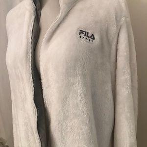 Fila Jackets & Coats - Fila winter fleece coat
